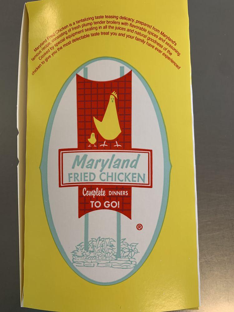 Maryland Fried Chicken: 3327 Hwy 84, Blackshear, GA