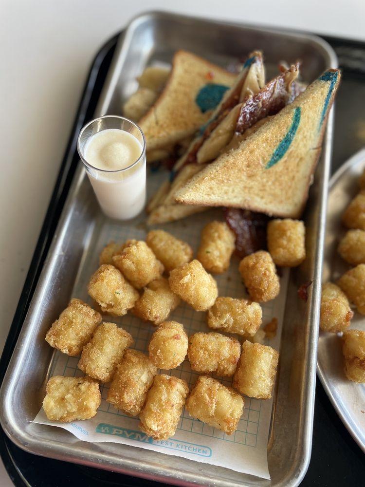 PYM Test Kitchen at Avengers Campus: 1313 Disneyland Dr, Anaheim, CA
