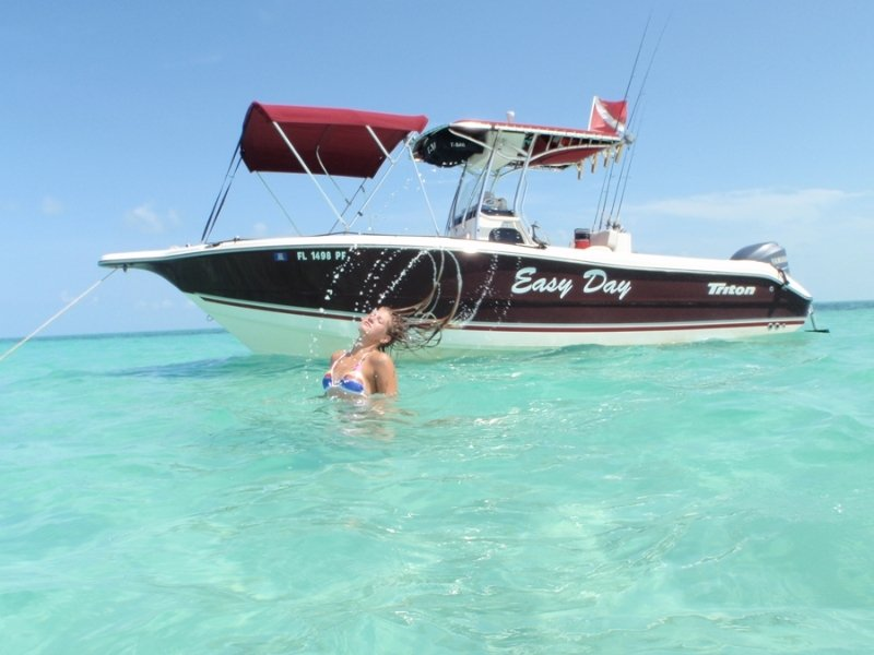 Easy Day Charters: 711 Palm Ave, Key West, FL