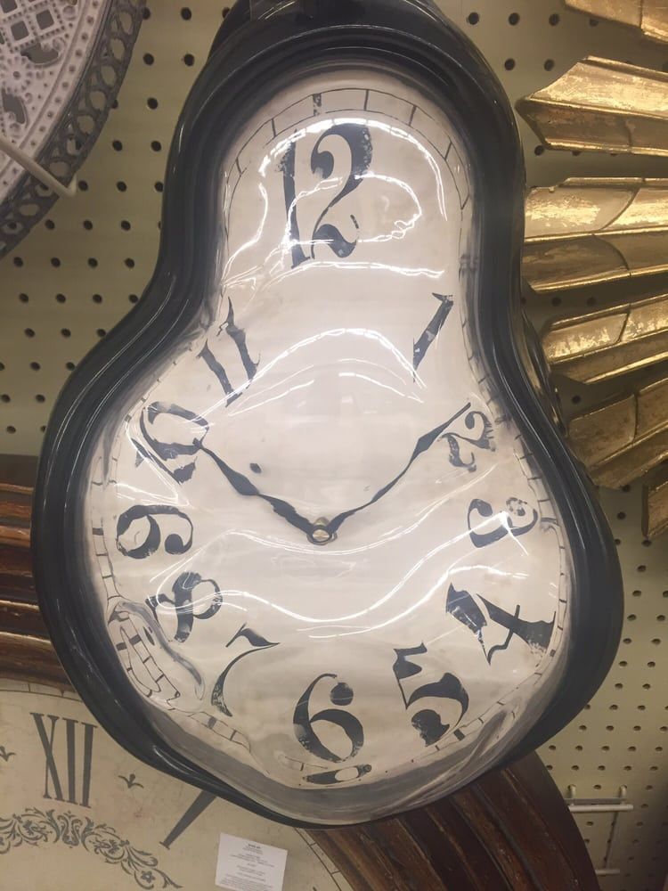 Nice Photo Of Hobby Lobby   Poughkeepsie, NY, United States. Cool Looking Clock.