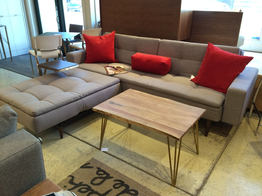 """""""Duplexo"""" Sofa/bed With Arms And Dark Wood Leg, Paired"""