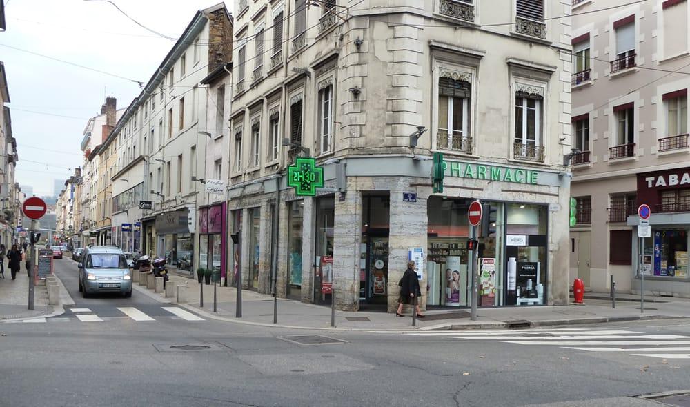 pharmacie du pont mouton - 41 grande rue de vaise  vaise  lyon  france