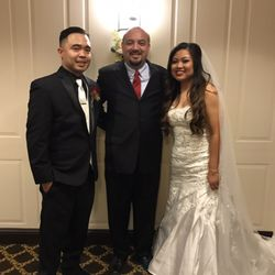 photo of pastor kevin ibanez wedding officiantbilingual weddings vista ca united