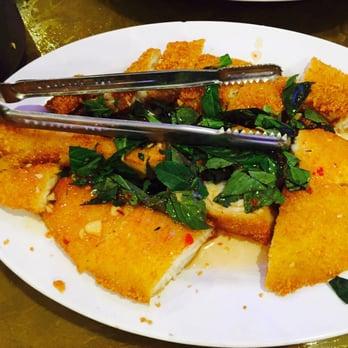 Paracel Seafood Restaurant Menu