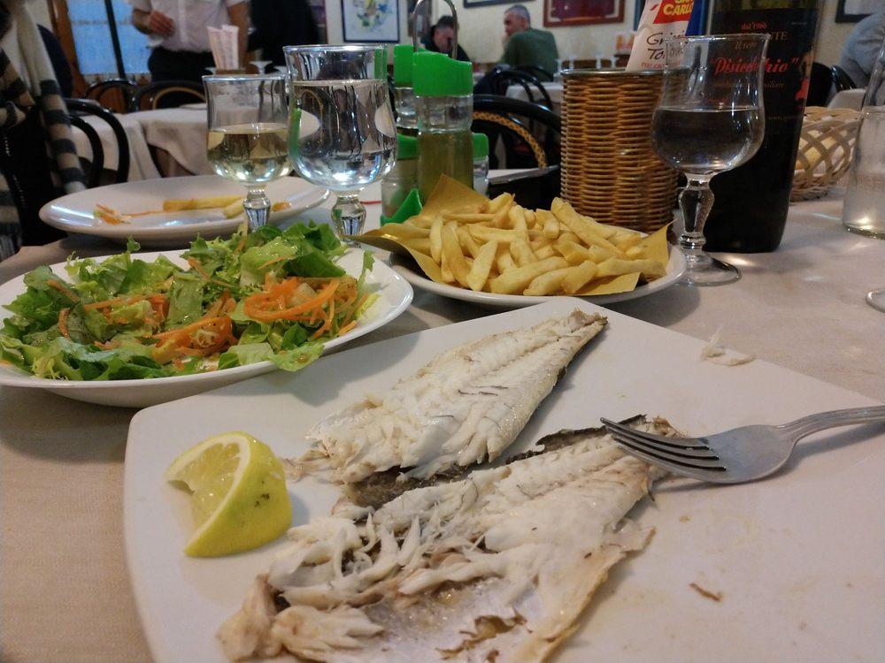 Pisicchio italienisch via delle ombrine 38 fiumicino for Restaurant italien 95