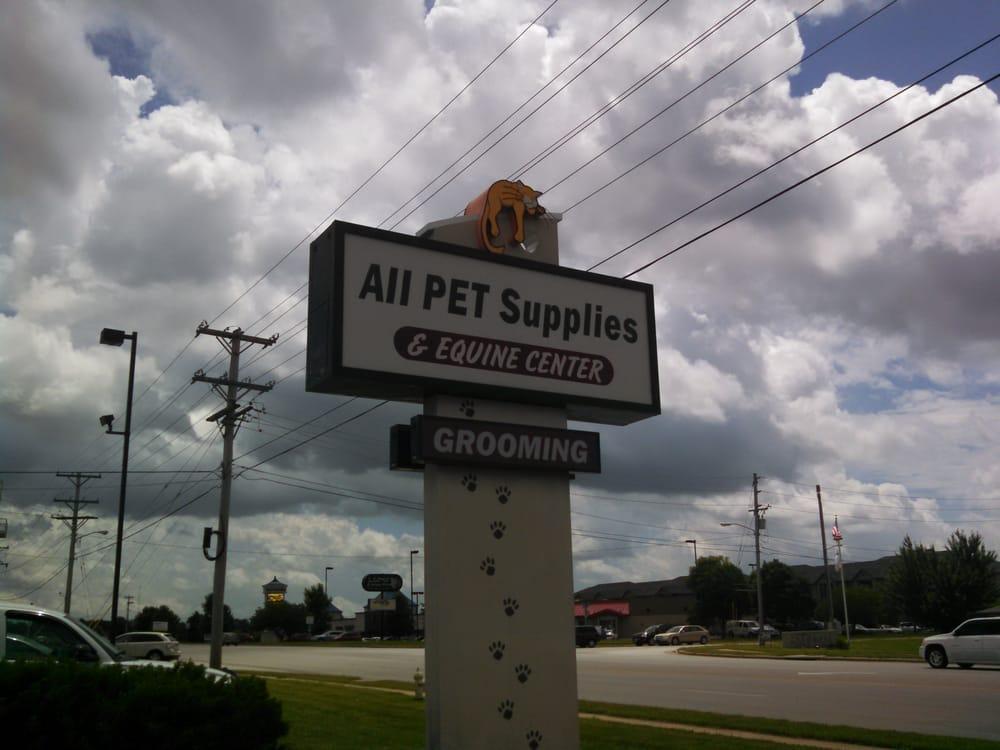 All Pet Supplies & Equine Center: 1611 W Republic Rd, Springfield, MO