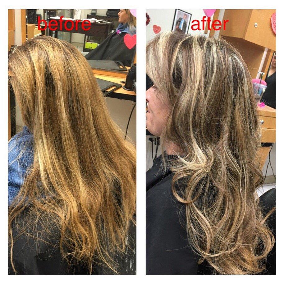 Tellos Hair Salon 55 Photos 17 Reviews Hair Salons 1016 E