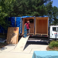 Photo Of John S Moving Storage Raleigh Nc United States Loading