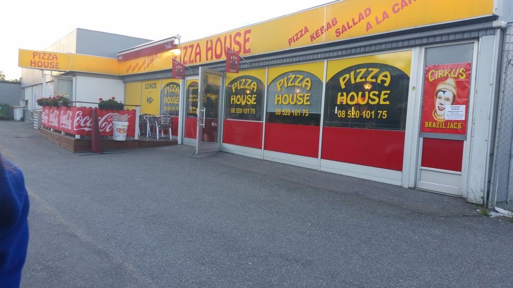 pizza house nynäshamn