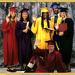 Academic Cap and Gown - Uniforms - 20644 Superior St, Chatsworth ...