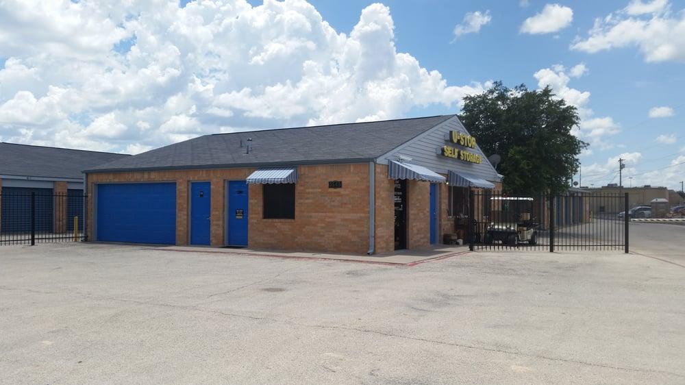 Abilene - Self Storage & Storage Units - 3545 N 6th St, Abilene, TX ...