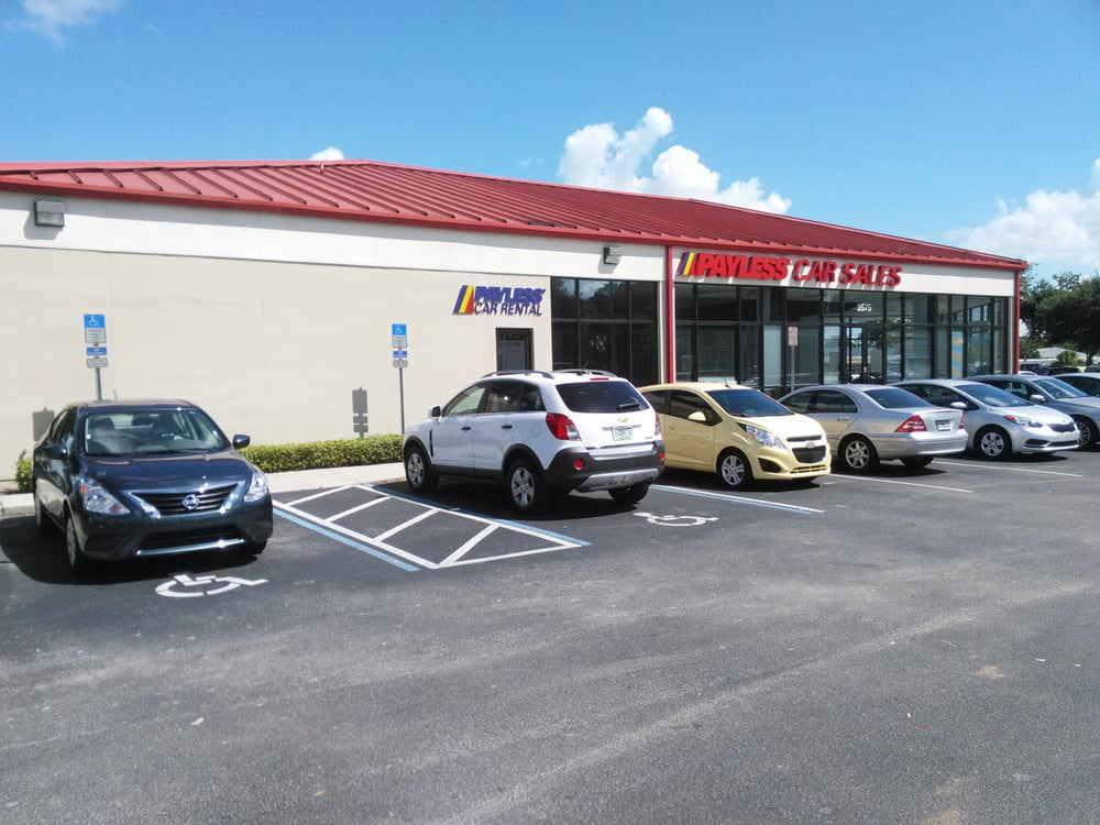 Payless Car Rental In Sanford Fl