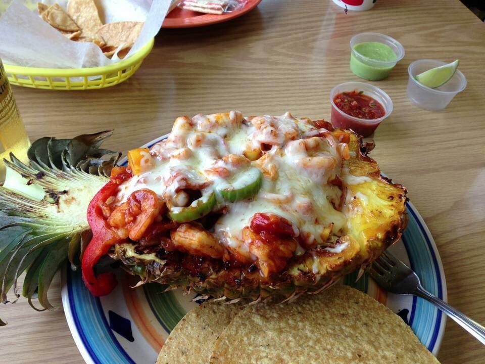 El Huarache Restaurant Merced Ca