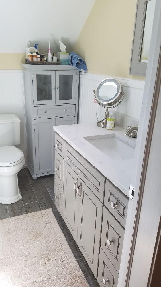 Bathroom Remodel Yelp arlington heights bathroom remodel. bathsenvy - yelp