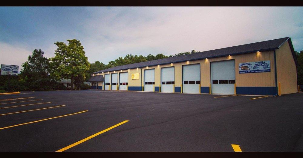 Professional Muffler & Brake: 276 N 20th St, Springfield, MI