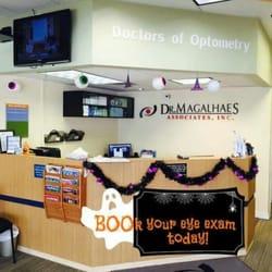 18713e9b620 Dr. Magalhaes and Associates. 3 reviews. Optometrists