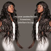 Indian Photo Of Euro Socap Hair Extensions New York Ny United States