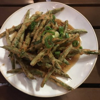 how to make crispy string beans