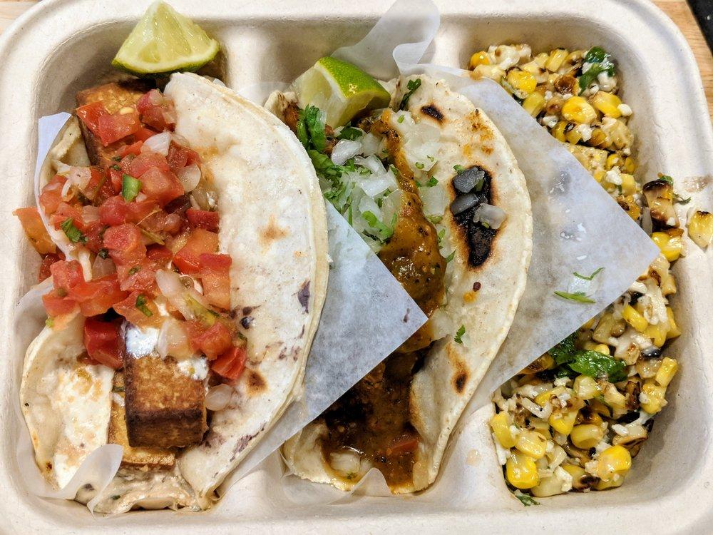 Naco Taco on Newbury: 354 Newbury St, Boston, MA