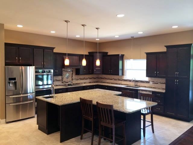 Georgetown Maple Onyx Cabinets In Stock Yelp