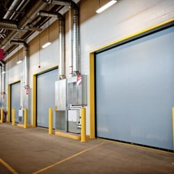 Photo Of Creative Door Services   Calgary, AB, Canada. Interior And  Exterior Warehouse