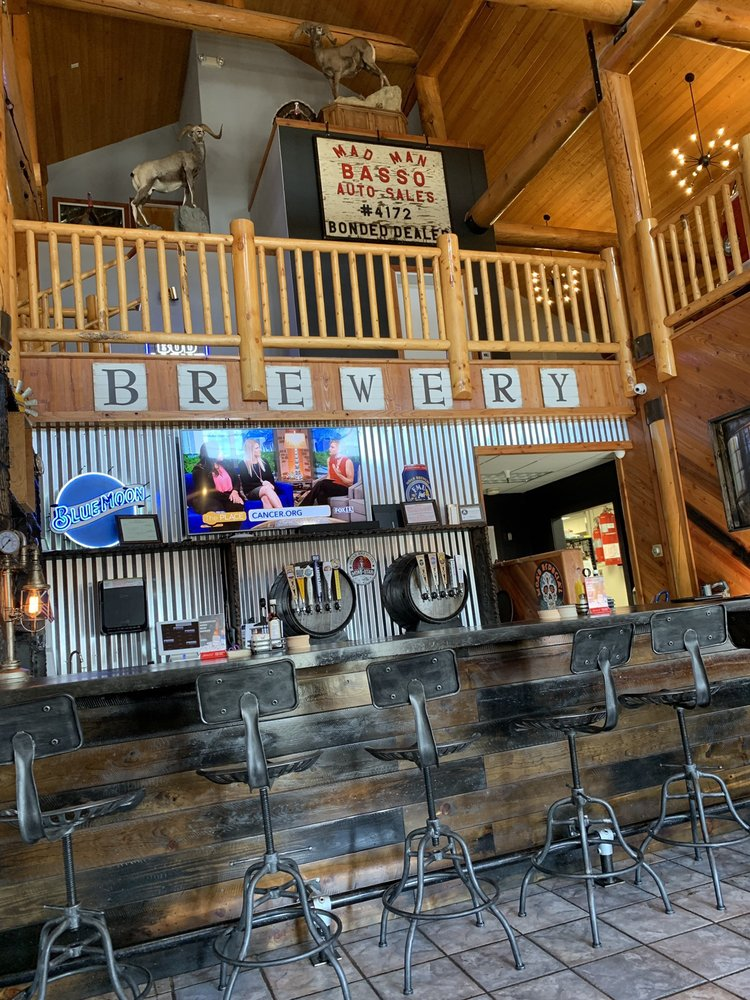 Crosscut Brewery: 150 Hospital Dr, Price, UT