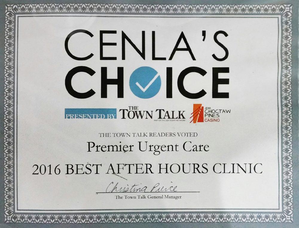 Premier Urgent Care: 3601 Jackson St Extension, Alexandria, LA