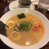 Photo of Lan Ramen-Ya - Coral Gables, FL, United States. Kimchee ramen.