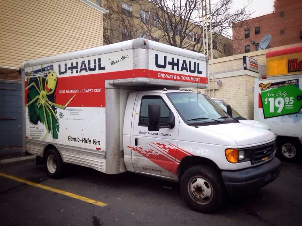 U Haul Dealer Near Me >> U-Haul Neighborhood Dealer - Truck Rental - 10 Malcolm X Blvd, Bedford Stuyvesant, Brooklyn, NY ...