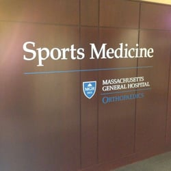 MGH Sports Physical Therapy - Physical Therapy - 175 Cambridge St