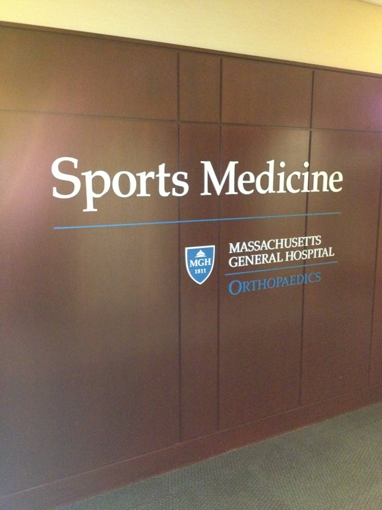 MGH Sports Physical Therapy: 175 Cambridge St, Boston, MA