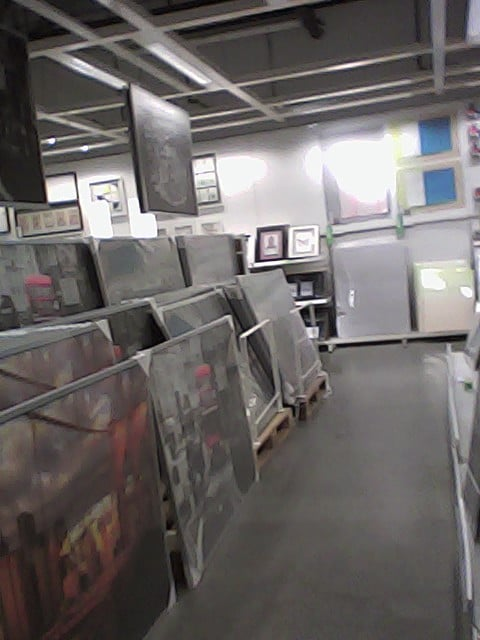 They have so many paintings big ones small ones Yelp