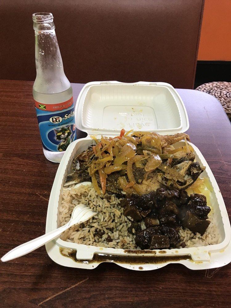 Taste of Jamaica: 3308 Georgia Ave NW, Washington, DC, DC