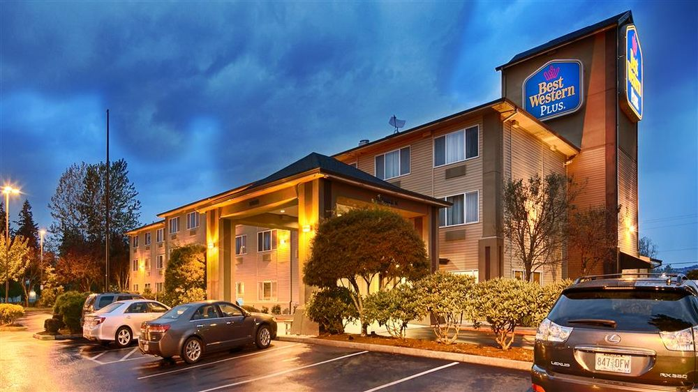 Best Western Plus Cascade Inn & Suites - Troutdale