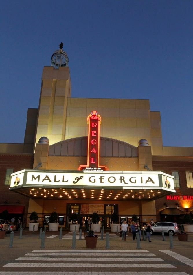 Mall Of Georgia Main Entrance Yelp