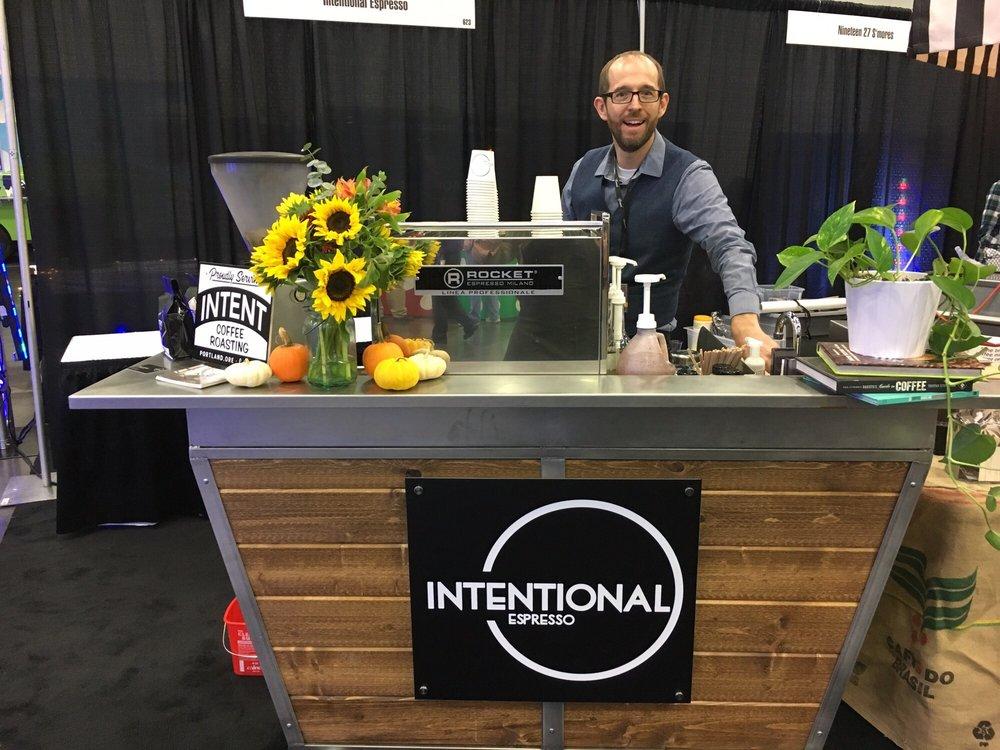 Intentional Espresso Company: Portland, OR