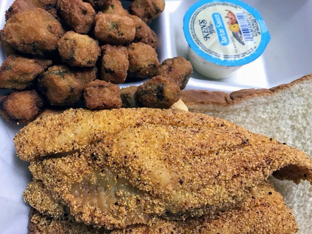 Koo's Fish Market And Deil: 1840 Center Point Pkwy, Birmingham, AL