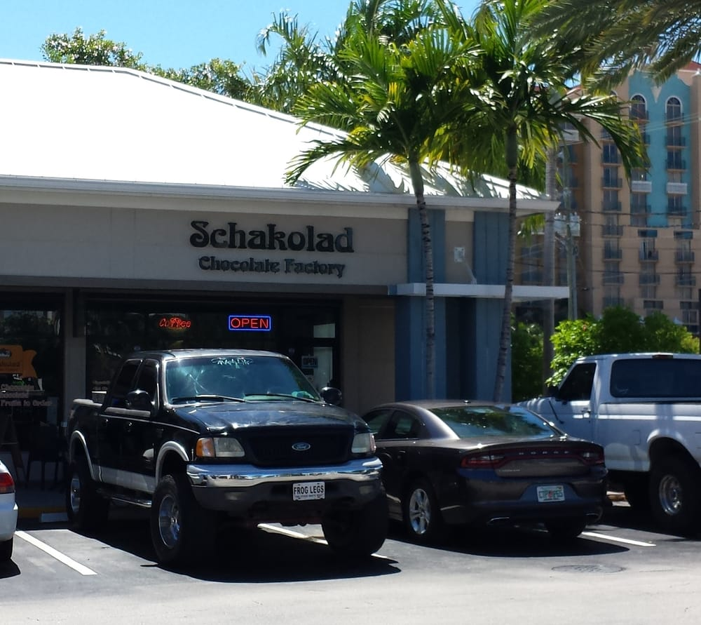 Schakolad Chocolate on 17th Street in Fort Lauderdale - Yelp