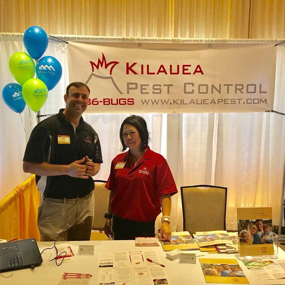 Kilauea Pest Control