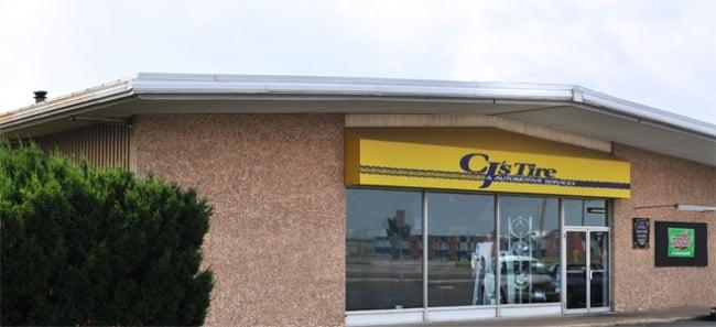 Cj's Tire & Automotive: 728 East Main St, New Holland, PA