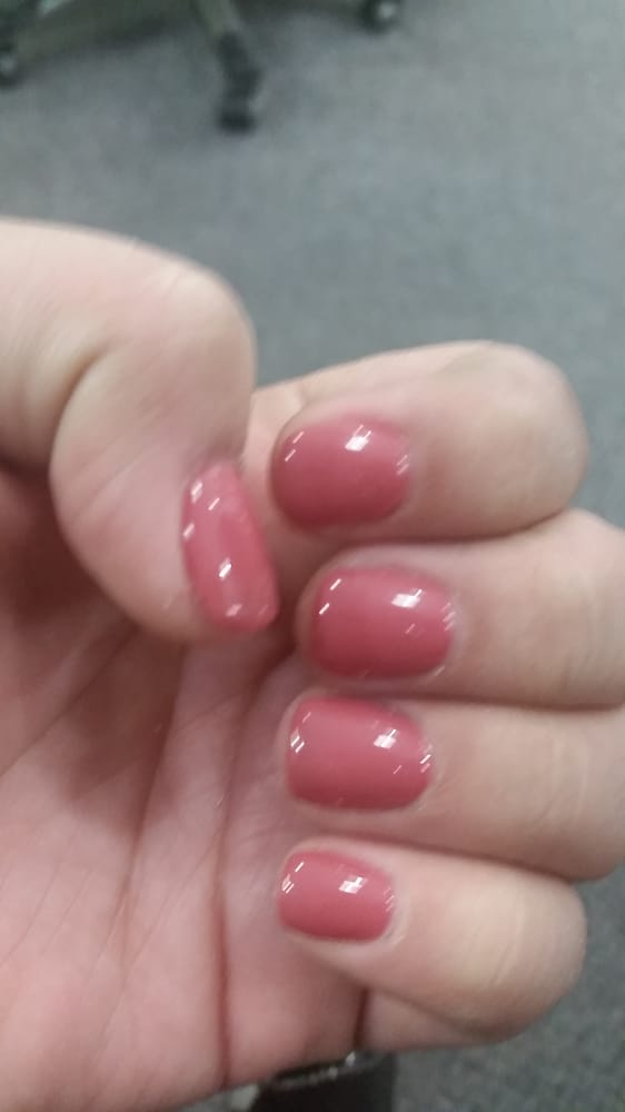 Photo of Essential Nails - San Diego, CA, United States. Acrylic overlay (