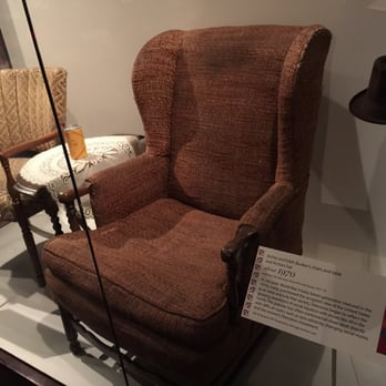 Archie Bunker S Chair And Hat Yelp