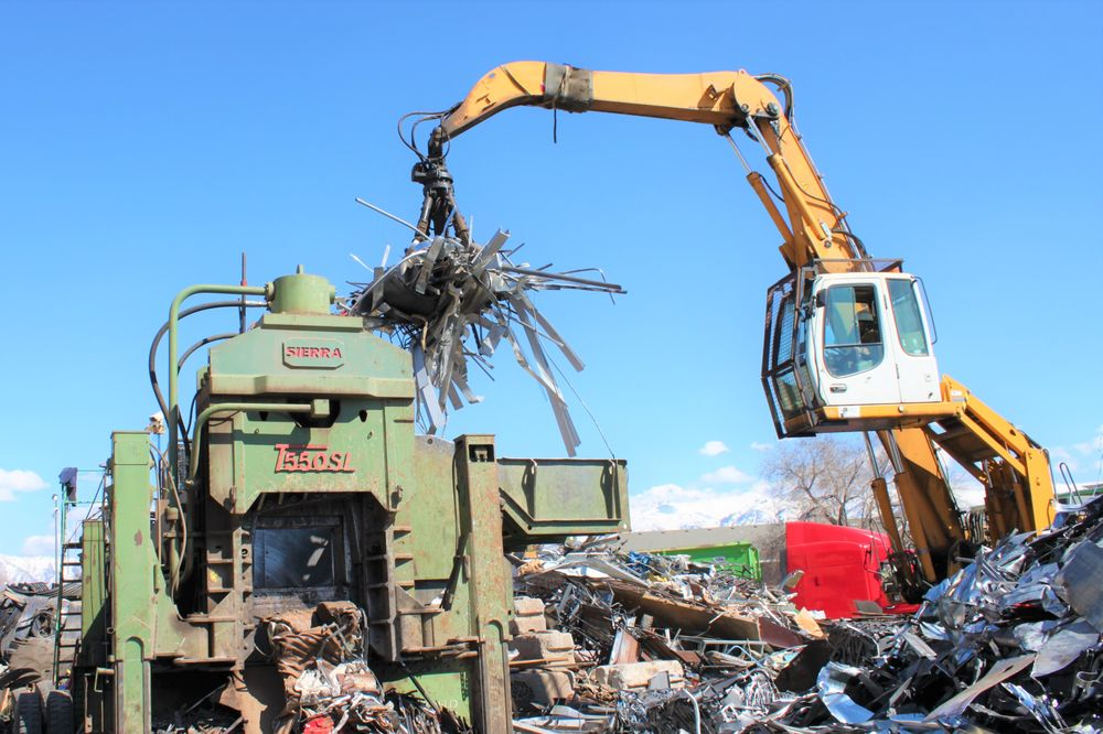 Clearfield Recycling - 20 Photos - Recycling Center - 96 W 1700 S ...