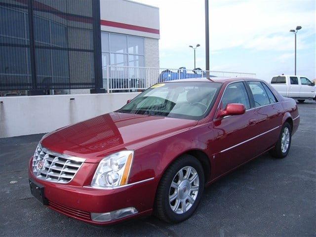 certified pre owned one owner 2008 cadillac dts 1sa yelp. Black Bedroom Furniture Sets. Home Design Ideas