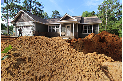 Brooks Hauling Grading & Landscaping: 345 N Cherry St, Pinebluff, NC