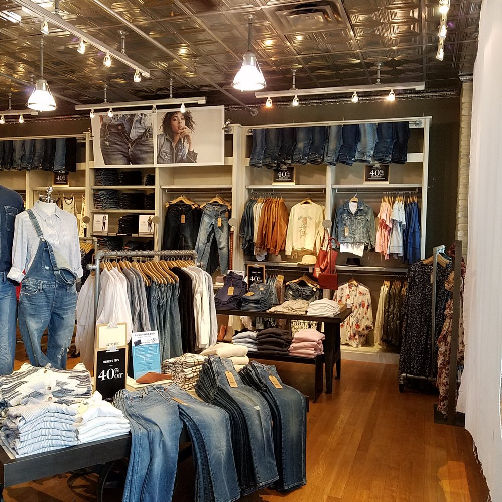 Lucky Brand Jeans: 8702 Keystone Crossing Rd, Indianapolis, IN