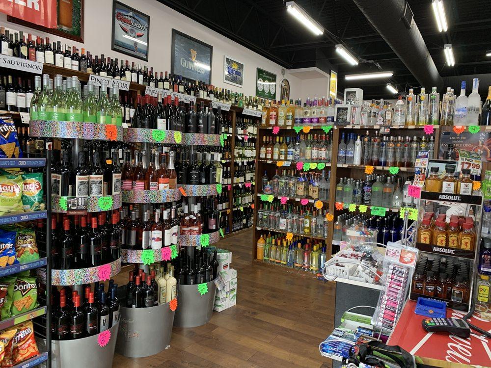 103 Wine & Spirits: 6010 Meadowridge Ctr Dr, Elkridge, MD