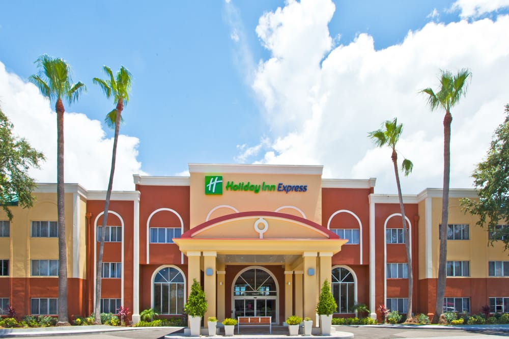 Holiday Inn Express Clearwater East - Icot Center: 13625 Icot Blvd, Clearwater, FL