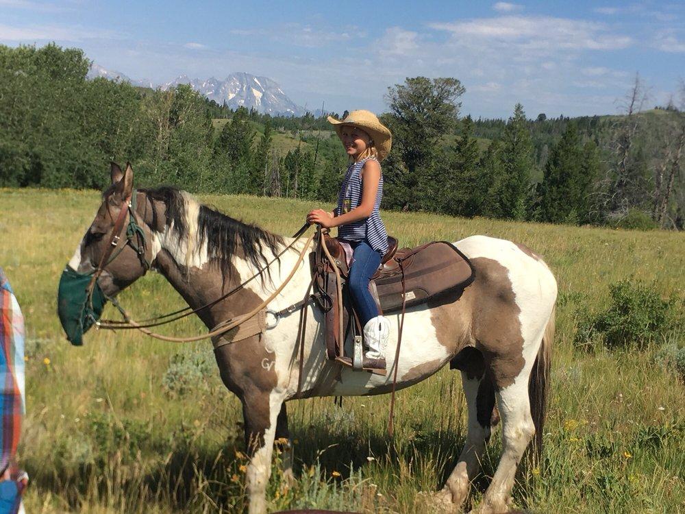 Gros Ventre River Ranch: Moose, WY