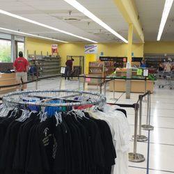 Mega Thrift - Thrift Stores - 1200 W Clemmonsville Rd